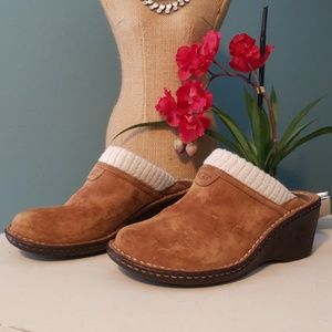 🆕️ UGG *Gael* Suede Mules Clogs Shoes